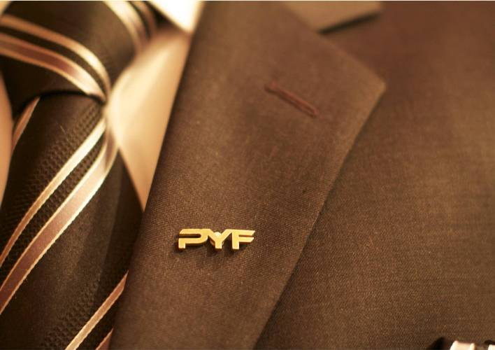 Employee Recognition Lapel Pin