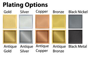 Plating Options
